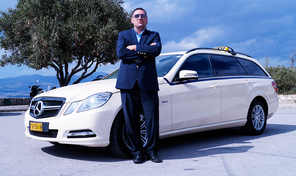 Personal Driver for VIP or Business guests