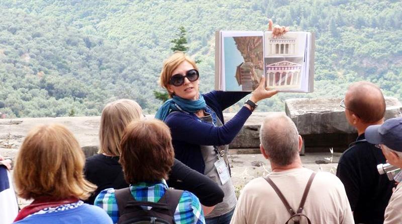 Tourist Guide, Гиды