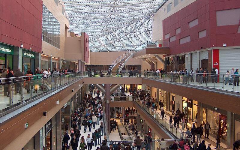 Shopping Centers, Торговые центры
